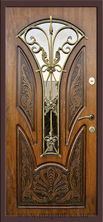 двери вип входные для дома